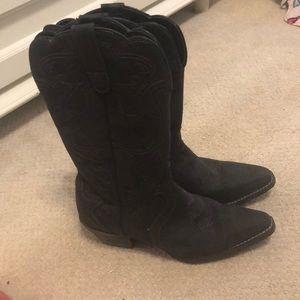 Shoes for crews 7.5 Cowboy boots